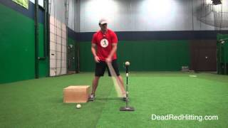 Increase Hip Torque With This Baseball Hitting Drill